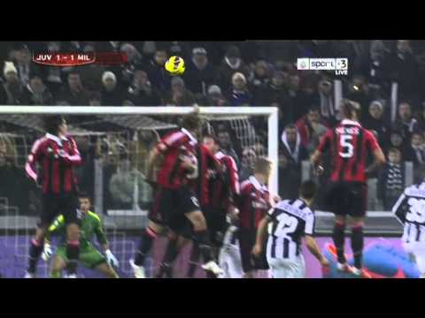 Juventus - Milan ( Goal By Sebastian Giovinco )