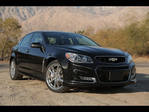 2014 Chevrolet SS Review