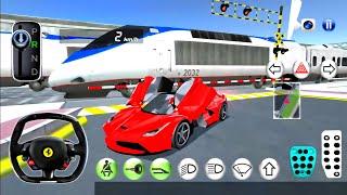 कार रेसिंग गेम फ्री में डाउनलोड करें ! गाड़ी वाला गेम ! कार गेम ! 3D Driving Class Android Gameplay