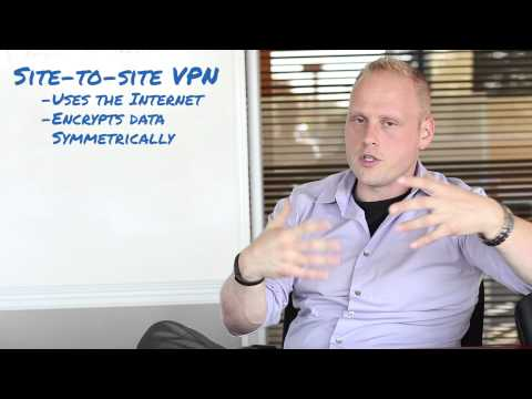 What is a Virtual Private Network? View video on our site.