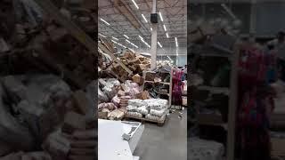 Tragédia Supermercado em São Luís Maranhão Prateleiras desabaram