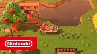 Animal Crossing: New Horizons – Personnalisez votre île (Nintendo Switch)
