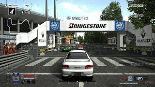 Gran Turismo 4 - Subaru IMPREZA Coupe WRX typeR STi Version VI