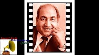 RAFI JI-Film-PEHLI TAREEKH-(1954)-Gharibon Ki Duniya