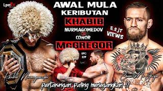 KHABIB NURMAGOMEDOV VS MC GREGOR