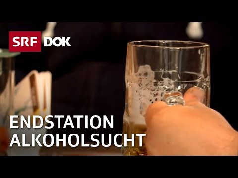 7 Stadien des Alkoholismus