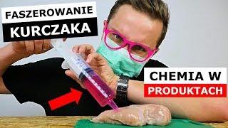 ILE CHEMII JEST W PIERSI Z KURCZAKA - MOCNA PRAWDA!