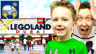 🎉 Летим в ЛЕГОЛЕНД ДУБАЙ за Лего МАЙНКРАФТ собираем чемоданы и ОБОГРЕВАТЕЛЬ Картонка