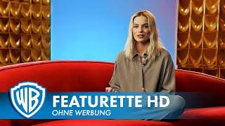 BIRDS OF PREY - Featurette | THE EMANCIPATION OF HARLEY QUINN | Deutsch HD German (2020)