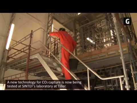 """En ny og energibesparende metode for CO2-separasjon, såkalt """"chemical looping combustion"""", er nylig testet ut av SINTEF, med svært gode resultater.  Illustrasjonsfoto: Thinkstock."""