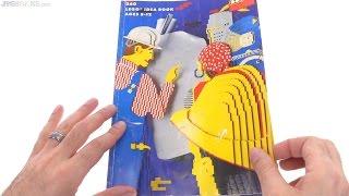 A look through a LEGO Idea book from 1990!