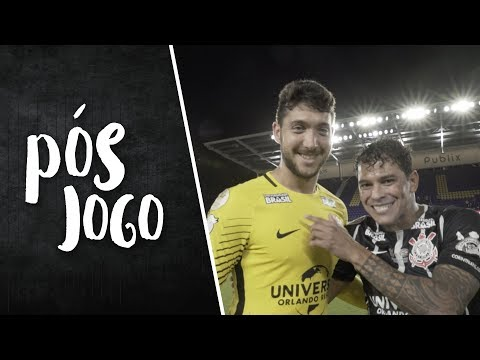 Pós-Jogo - Corinthians 1 (5) x (4) 1 x PSV