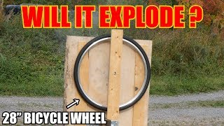 Spinning Wheels With 30 000 RPM Electric Motor