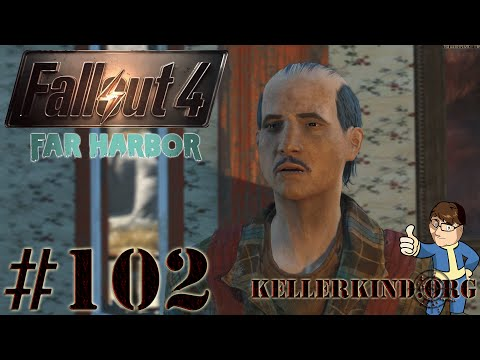 Fallout 4 - Far Harbor #102 - Auf geht die weite Reise ★ Let's Play Fallout 4 [HD|60FPS]