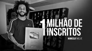 Marcelo Twelve M12 | 1 Milhão de Inscritos! | 1 Million Subscribers!