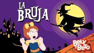 Ya es Halloween y nos visita, La Bruja. Bely no le cree a Beto - El Show de Bely y Beto