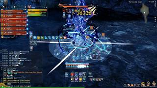Blade & Soul [NA] Bomak Boss Fight (Normal Mode) Drowning