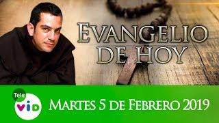 El Evangelio De Hoy Martes 5 De Febrero De 2019, Lectio Divina 📖 - Tele VID