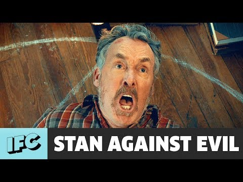 The World's Crankiest Demon Fighter Is Back For More InStan Against Evil Season 3