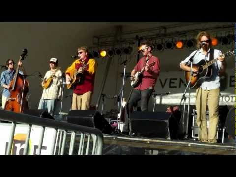 "The Inflatables- ""Jam in the Barn"", 5/11/12"