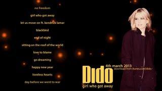 Dido - Girl Who Got Away (Full Album Sampler)