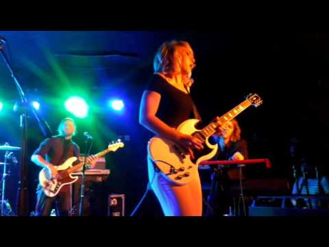 Samantha Fish The Bottleneck Lawrence, KS 4-27-2017