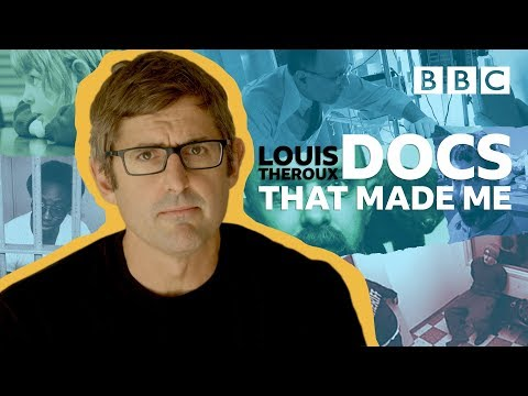 Louis Theroux picks 6 powerful documentaries that influenced him - BBC