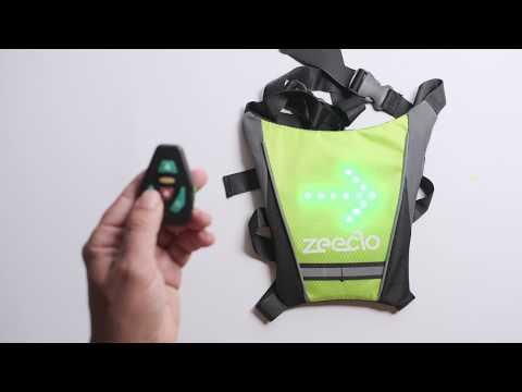 Chaleco reflectante indicador Zeeclo