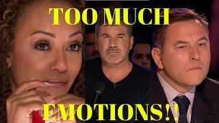 """Top 10 """"Try NOT To Cry"""" MOST BEAUTIFUL & EMOTIONAL AUDITIONS!"""