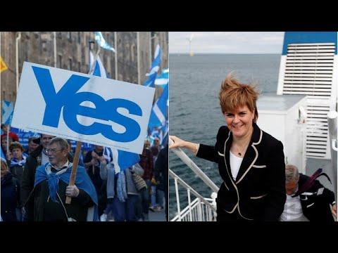 Αυξάνει την πίεση η Σκωτία στην Τερέζα Μέι ενόψει Brexit