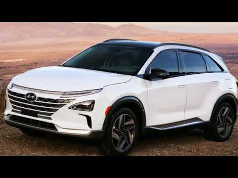 2019 Hyundai Nexo Quick Spin Review  A Better Hydrogen Fuel Cell Crossover