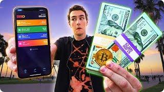I Made a $12,000 Bitcoin Scavenger Hunt