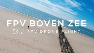 FPV boven zee (Nederland) | Drone video in 4K