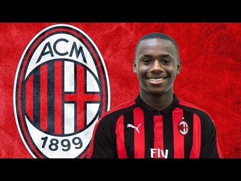 Tiago Djalo ● Welcome to AC Milan 2019 ● Defensive Skills & Speed