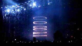 The Chemical Brothers - Push The Button LIVE Coachella 2011