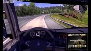 ETS2 - Opening window in a truck.