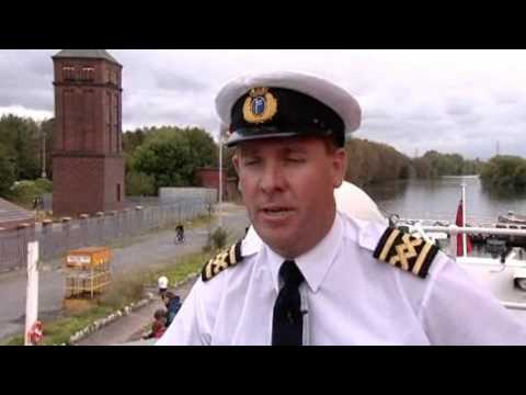 James On The Job: Ship's Captain