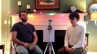 Christmas Carols with Myles and Josh