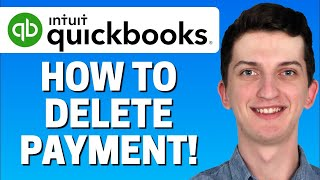 How To Delete a Payment In Quickbooks Online