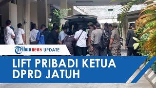 Lift di Gedung DPRD Yogyakarta yang Jatuh Ternyata Milik Pribadi, Dipasang oleh Ketua DPRD