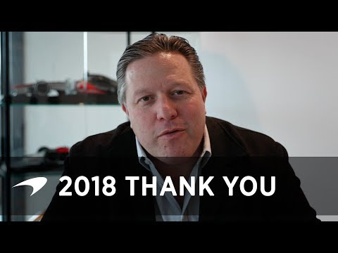2018 Season wrap | Thank you message