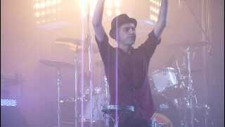 "Subsonica - ""Preso blu"" Live @ Turin (Italy)"