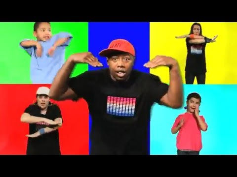 Alphabet Rockers - Shape Rap