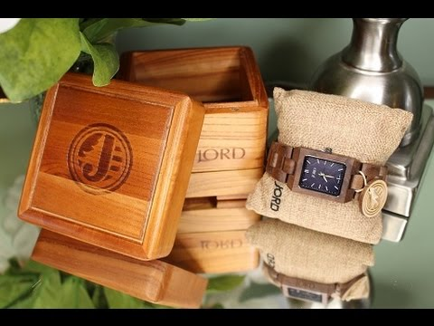 Jord Wood Watch REVIEW And A (GIVEAWAY) 💋