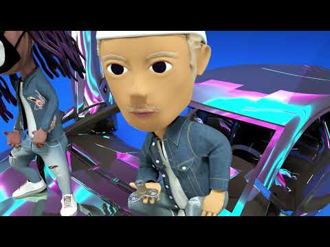 Starrah & Diplo - Swerve (Official Lyric Video)