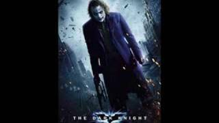 Why So Serious The Joker Theme The Dark Knight Soundtrack