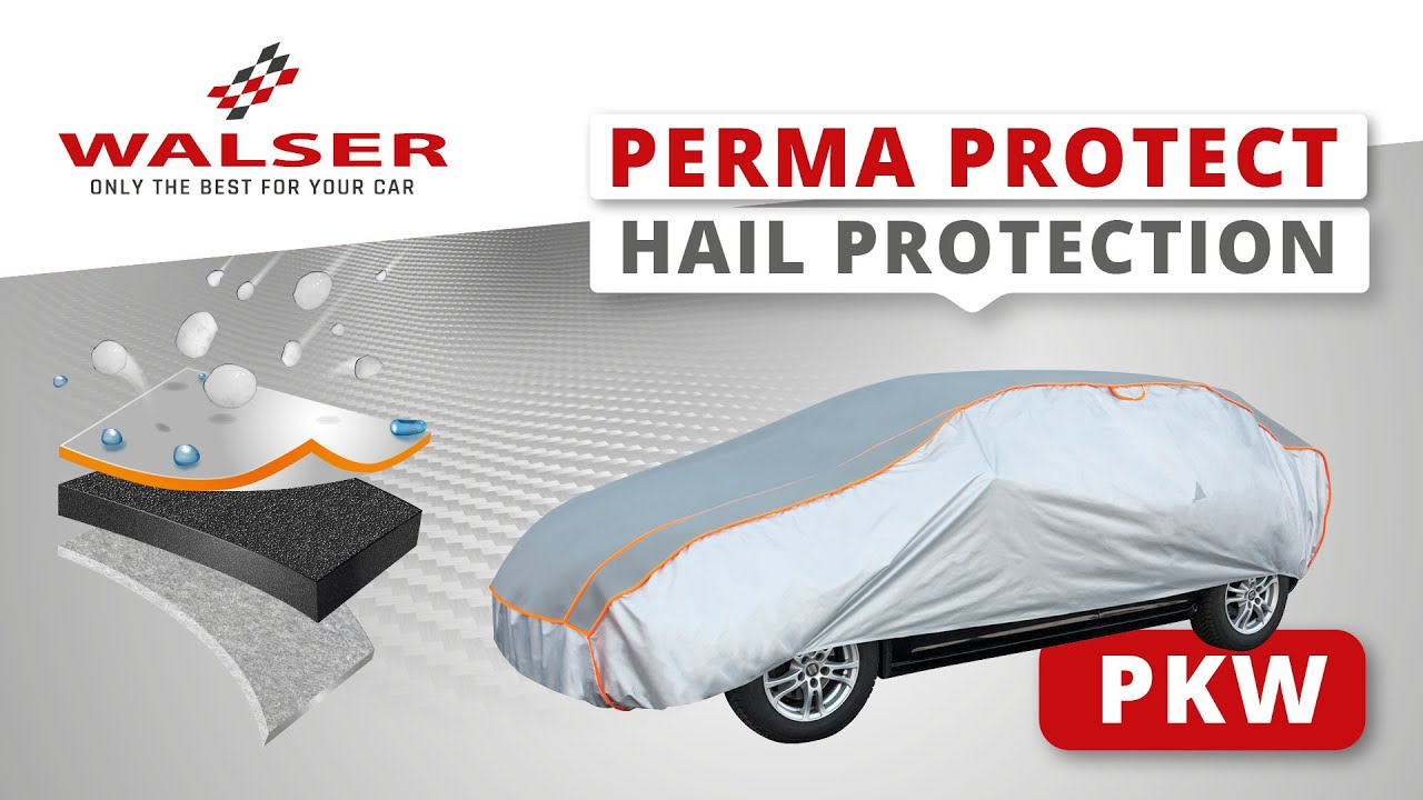 Preview: Car hail protection tarpaulin Perma Protect size XL