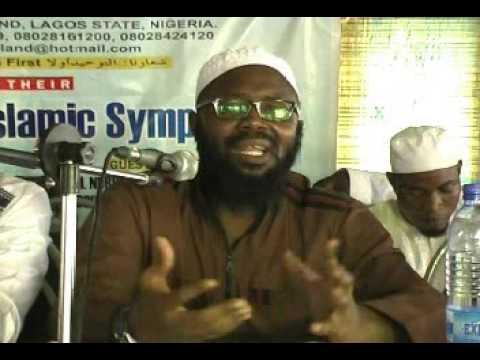 Islam Between Extremism and Negligence 1   Sheikh Abdul Ganiy Jumah