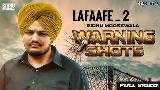 Lafaafe 2 (full HD Video) Sidhu Moosewala Karan Aujla Reply Song Latest Punjabi Song 2018_19