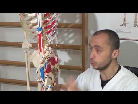 Medicina per il mal di schiena e la gamba